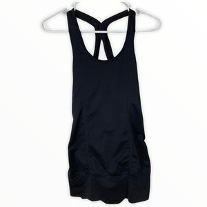 Aspire Black Tank Top Small